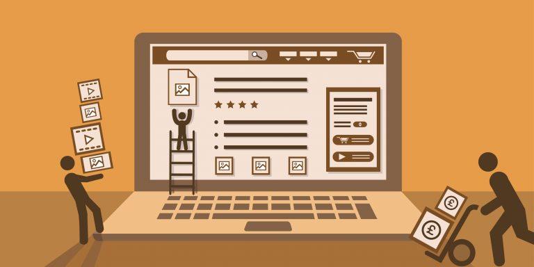 7 ways to optimise Amazon listings blog illustration
